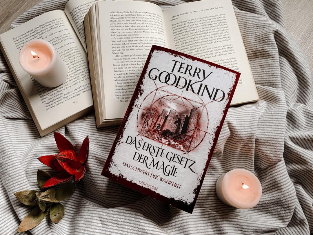 Buch: Das erste Gesetz der Magie von Terry Goodkind